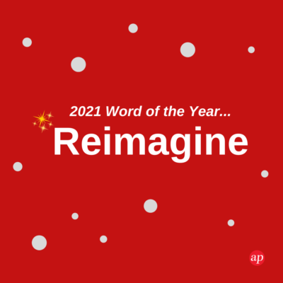 And, the Word of the Year Is…