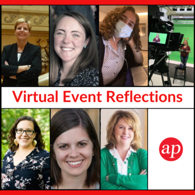Virtual Event Reflections